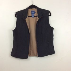 Faconnable   quilted   vest